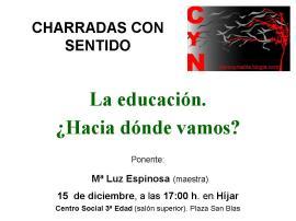 cartel charrada educacion 15dic12