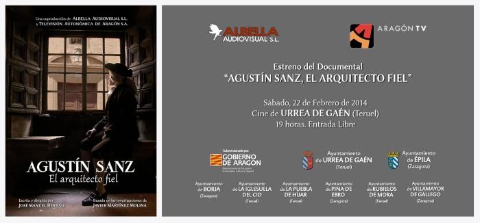 Estreno Agustin Sanz
